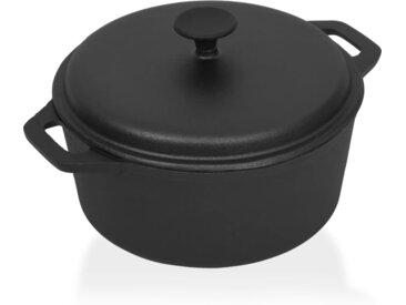 Pot Ø26,5 cm Fonte - vidaXL