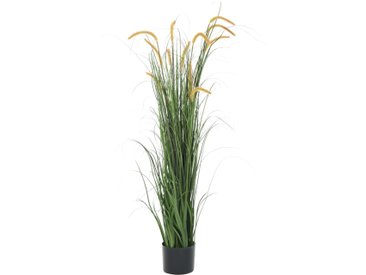 Plante artificielle avec quenouille 160 cm - vidaXL