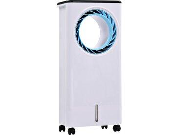 Refroidisseur d'air Humidificateur Purificateur d'air 3en1 80 W - vidaXL