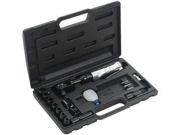 """Kit de clé à cliquet pneumatique 1/2"""" 16 pcs - vidaXL"""