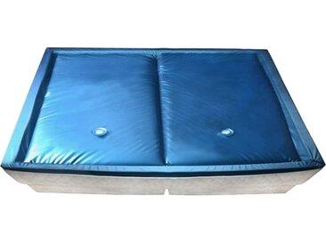 Matelas à eau avec doublure et séparateur 200 x 220 cm F3 - vidaXL
