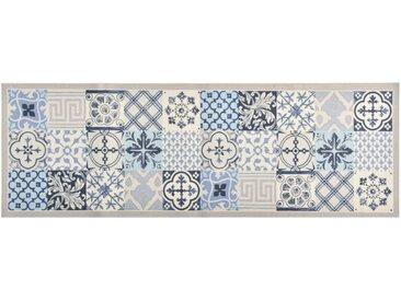 Tapis de cuisine lavable Mosaïque 60x300 cm - vidaXL