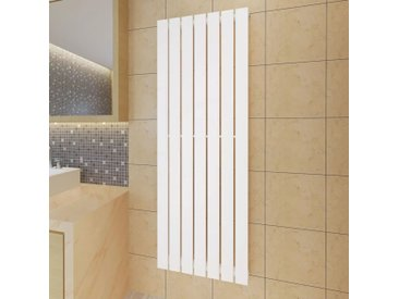 Radiateur panneau blanc 542mm x 1500mm - vidaXL