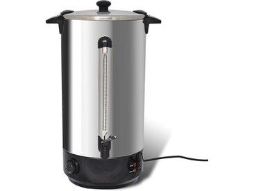 Bouilloire électrique avec robinet 25L - vidaXL