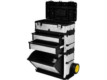 Boîte à outils 3 parties  - vidaXL