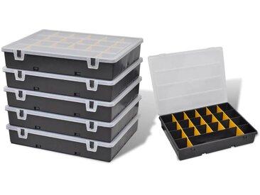 Boîte à outils 6 pcs    - vidaXL