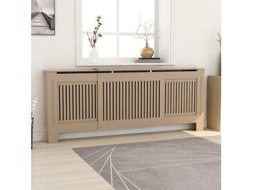 Cache-radiateur MDF 205 cm - vidaXL