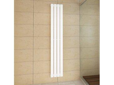 Radiateur panneau blanc 311mm x 1800mm - vidaXL