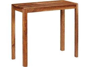 Table de bar Bois 115 x 55 x 107 cm - vidaXL