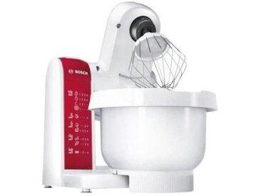 BOSCH Kitchen machine ProfilMixx - 600 W - Blanc et rouge - vidaXL