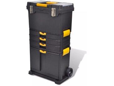 Boîte à outils portable  - vidaXL