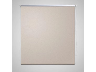 Store roulant 100 x 175 cm Beige - vidaXL