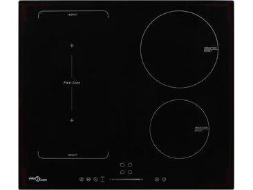 Plaque de cuisson à induction 4 brûleurs Zone flexible 7000 W  - vidaXL