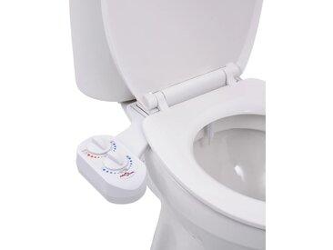 Accessoire siège toilette et eau chaude et froide buse unique - vidaXL