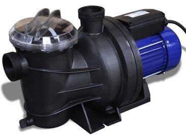 Pompe électrique de piscine 800 W Bleu - vidaXL