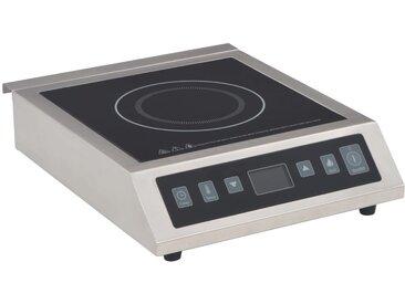 Table de cuisson à induction électrique et écran tactile 3500 W - vidaXL