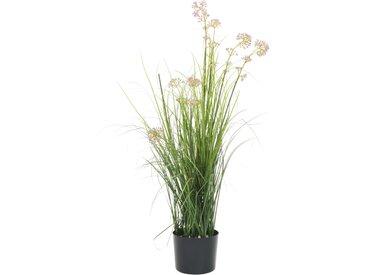 Plante artificielle avec fleur 95 cm - vidaXL