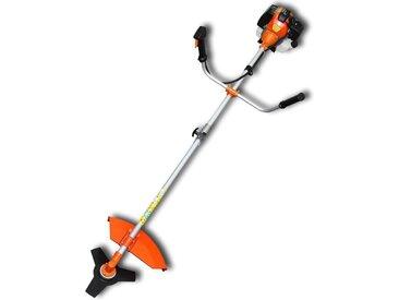 Débroussailleuse 51,7 cc Orange 2,2 kW - vidaXL