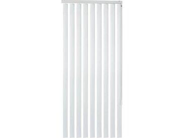 Store vertical Blanc PVC 150 x 250 cm - vidaXL
