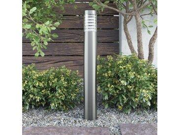 Borne de jardin extérieure en acier inoxydable - vidaXL