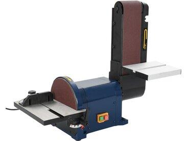 Ponceuse à disque et à bande électrique 550 W 200 mm - vidaXL