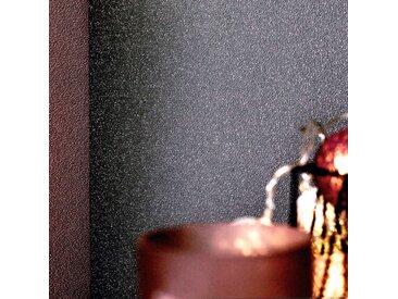 Rouleaux de papier peint 4 pcs Gris foncé chatoyant 0,53x10 m - vidaXL