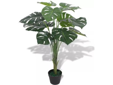 Plante artificielle avec pot Monstera 70 cm Vert - vidaXL