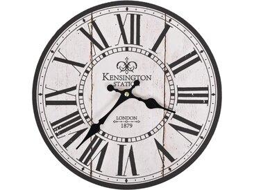 Horloge murale vintage Londres 30 cm - vidaXL