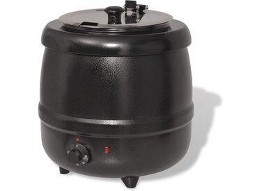 Bouilloire à soupe électrique 10 L - vidaXL