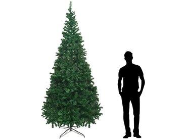 Sapin de Noël artificiel XL 300 cm Vert - vidaXL