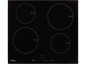 Plaque de cuisson à induction 4 brûleurs Contrôle tactile 7000W  - vidaXL