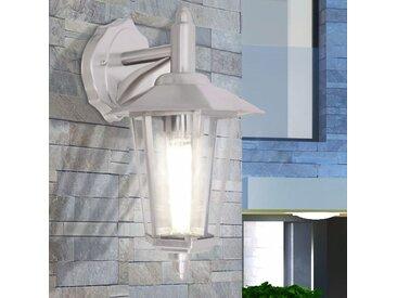Lampe murale extérieure Acier inoxydable - vidaXL