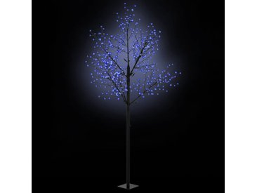 Arbre de Noël fleuri LED d'intérieur/d'extérieur IP44 300 cm - vidaXL
