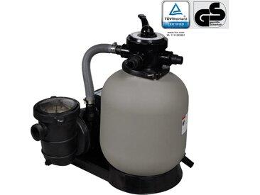 Pompe à filtre à sable 600 W 17000 l/h - vidaXL