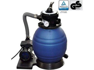 Pompe à filtre à sable 400 W 11000 l/h - vidaXL