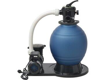 Pompe de filtration à sable 1000 W 16800 l/h XL - vidaXL