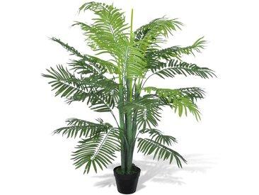 Palmier Phoenix artificiel avec pot 130 cm - vidaXL