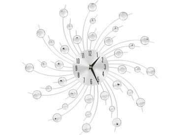 Horloge murale avec mouvement à quartz Design moderne 50 cm - vidaXL