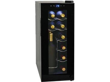 Frigo à vin 35 L 12 bouteilles Affichage LCD - vidaXL