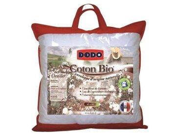 DODO Oreiller Coton Bio 65x65cm - vidaXL