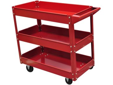 Chariot à outils pour atelier 100 kg - vidaXL
