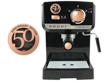 BEPER BC.001 Machine expresso classique - Noir - vidaXL