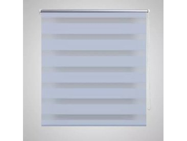 Store enrouleur tamisant 100 x 175 cm blanc - vidaXL
