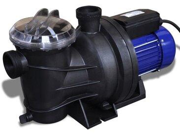 Pompe électrique de piscine 1200 W Bleu - vidaXL
