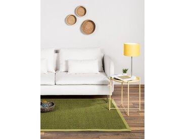 Tapis Sisal avec bordure Vert 160x230 cm - Tapis nature