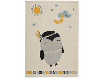Tapis enfant Dessert Beige 120x170 cm - Tapis pour chambre d'enfants/bébé