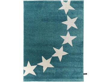 Tapis enfant Fantasia Bleu 120x170 cm - Tapis pour chambre d'enfants/bébé