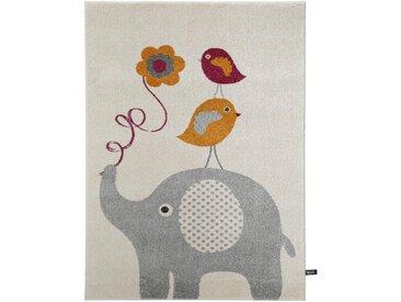 Tapis enfant Fantasia Orange 140x200 cm - Tapis pour chambre d'enfants/bébé