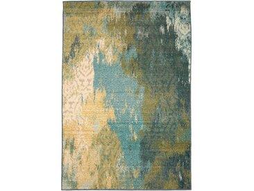 Tapis Vintage Liguria Multicouleur 300x380 cm - Tapis poil ras / effet usé