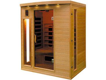 Sauna infrarouge Astral HEMLOCK 3 places